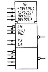 ГОСТ 2.743-91 ЕСКД. Обозначения условные графические в схемах. Элементы цифровой техники