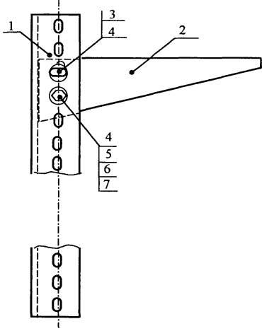 Опорные кабельные конструкции