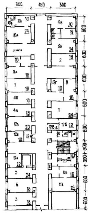 НП 6.1.1.6-82 Лечебные здания.